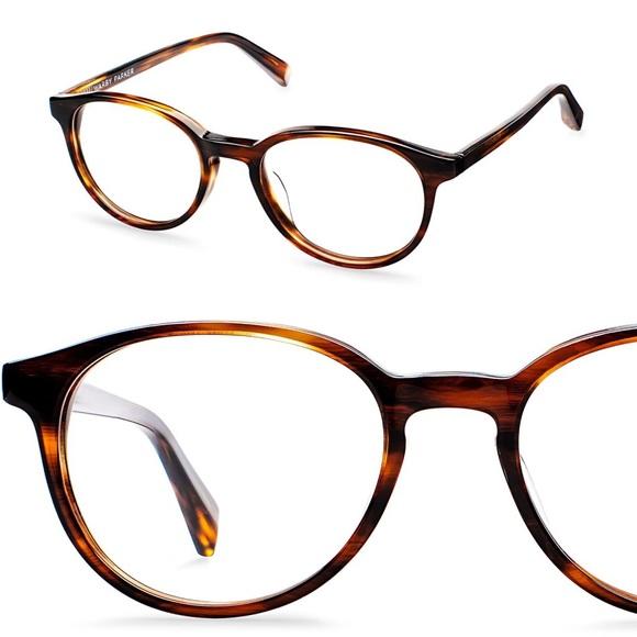 b33130fdb9 Warby Parker WATTS Eyeglasses in Sugar Maple. M 5b1f1eafbaebf605d9393db4